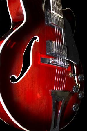 Heroes guitar